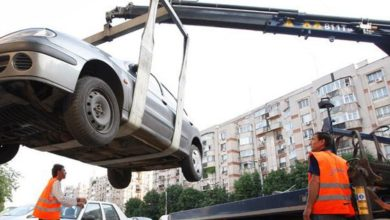 se ridica vehicule