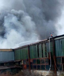 incendiu IAIFO ZALAU