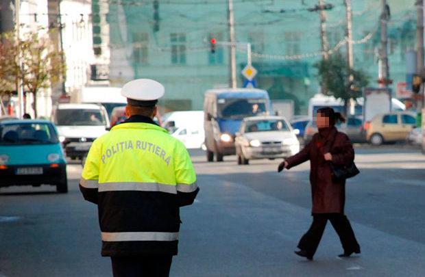actiune politia rutiera