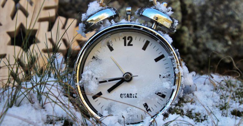ora de iarna