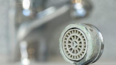Apa dură un pericol pentru sănătatea ta și pentru electrocasnicele tale