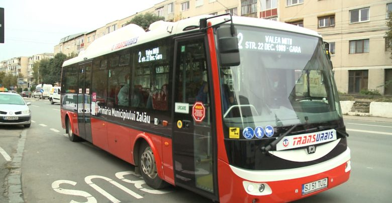 autobuz electric zalau