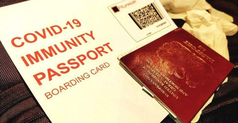 bbc passport immunity
