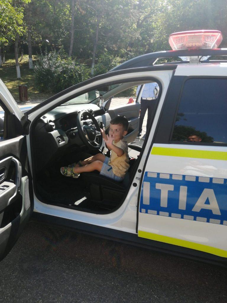 politia copii